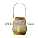 Rustic Finish Candle Lantern Latest Design