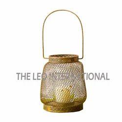Rustic Finish Candle Lantern Latest Design