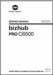 Konica Minolta C6500/6501 Service Manual