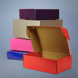 Multi Color Cartons