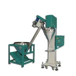 Saffron Powder Filling Machine