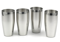 Silver Queen Stainless Steel Glasses, Size: 6 To 8, Packaging Type: Simple