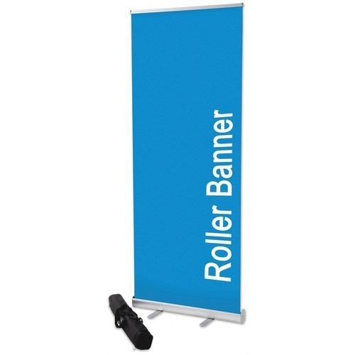 Roller Banner Stand, For Advertisement