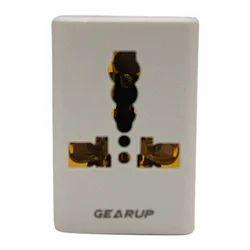 Three Pin Multi Plug