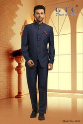 Plain Party Jodhpuri Suit