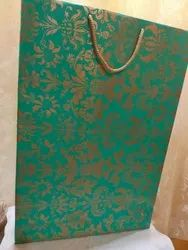 Paper Printed Wedding Gift Bag, For Gifting, Capacity: 10000 Per Month