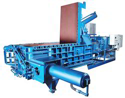 Scrap Baling Presses Machine