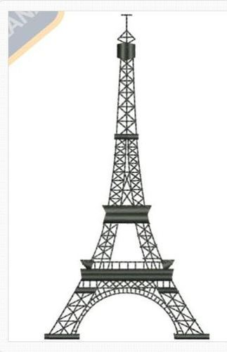 Eiffel Tower Embroidery Design View Specifications Details Of