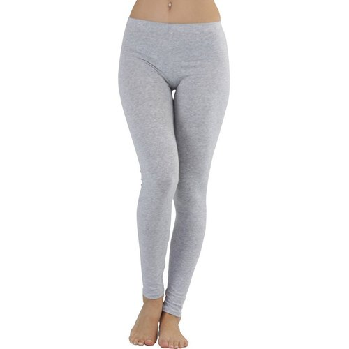 Plain Ladies Designer Cotton Legging