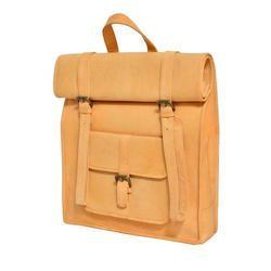 Rounded Vintage Back Pack