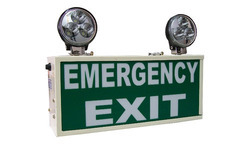 Industrial Emergency Exit LED Light