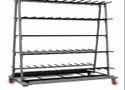 Wipl Mild Steel Material Handling Trolley