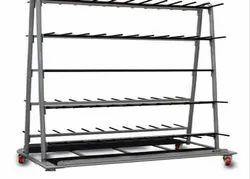 Mild Steel Material Handling Trolley,