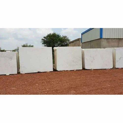 Unpolished Banswara White Marble