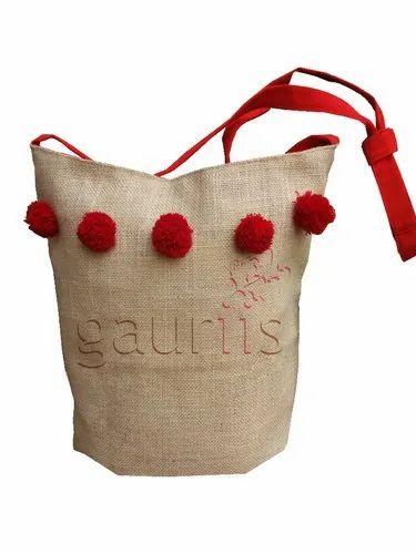 Soft Jute Bag