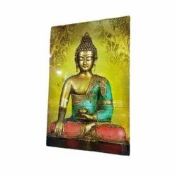 God Buddha Printed Wall Tile