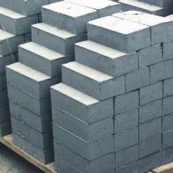 Grey Construction Fly Ash Bricks