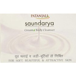 Patanjali Saundarya Cream Body Cleanser