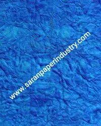 Sky Blue Color Crush Paper