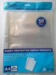 Leaf A4 / Sheet Protector 100 Sun