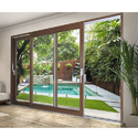 UPVC Lift N Slide Doors