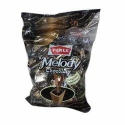 Parle Melody Chocolaty Candy Mrp.100, Packaging Type: Packet