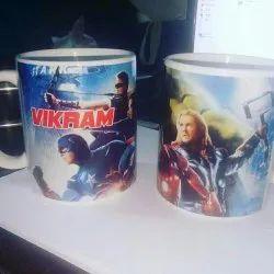 Ceramic Coffee Mug Printing