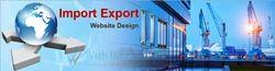Website Design For Import Export Business