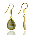 Labradorite Gemstone Earrings
