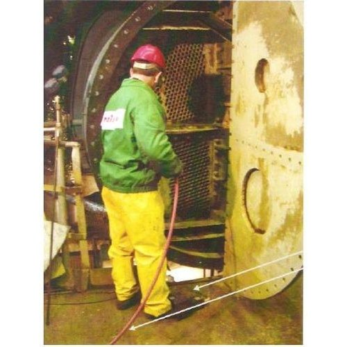 Heat Exchanger Cleaning Service, for Industrial