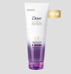 White And Blue Dove Rejuvenated Volume Shampoo