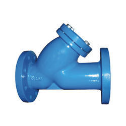 MS Flange End Y Strainers