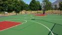 Basketball Flooring Service