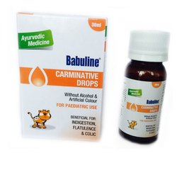 30ml Babuline Carminative Drops