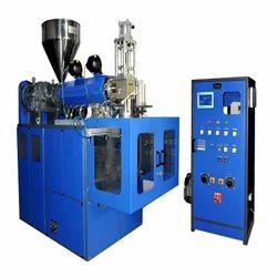 Single Station HDPE Bottle Making Machine