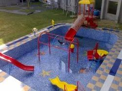 SNS 1003 Swing Water Pool