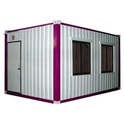 Prefab MS Portable Office Cabin