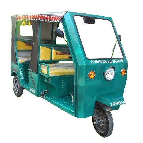 E-Vahaan Electric Battery Operated Rickshaw, Vehicle Capacity: 4 Seater, Uttar Pradesh
