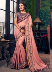 Designer Silk Wedding Wear Sarees Collection