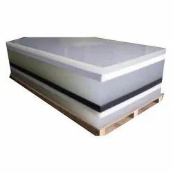 White Rectangular PS Sheet, Thickness: 10mm, Size: 8x4 Feet