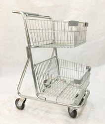 Hand Held Shopping Trolley
