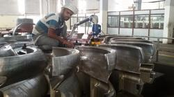 CMM Inspection of Heavy Engineering Parts