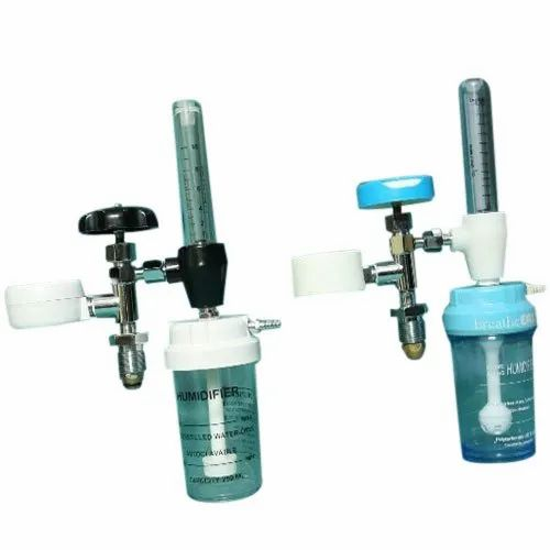 FA Valve With Humidifier Bottle