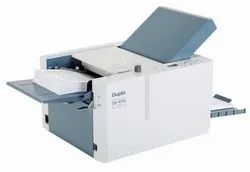 DF-870 Duplo Paper Folding Machine