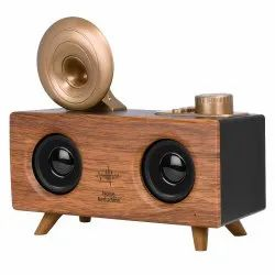 Branded Retro Style Bluetooth Speaker