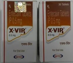 X- Vir  - 0.5 mg Tablet