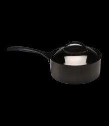 Skyserv Induction Titanium Finish 5 Ltr Round Sauce Pan