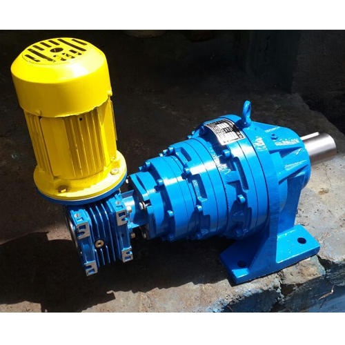 Planetary Gearboxes - Geared Motors - Planetary Geared Motor