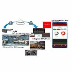 Mining Equipment Tracking Device