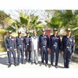 Unarmed Male Site Security Service